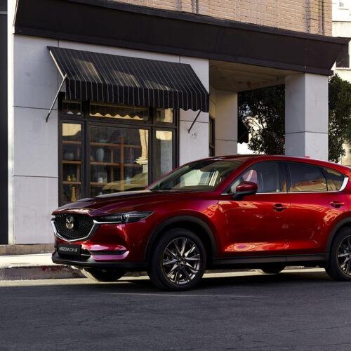 Mazda CX5 el. lignende