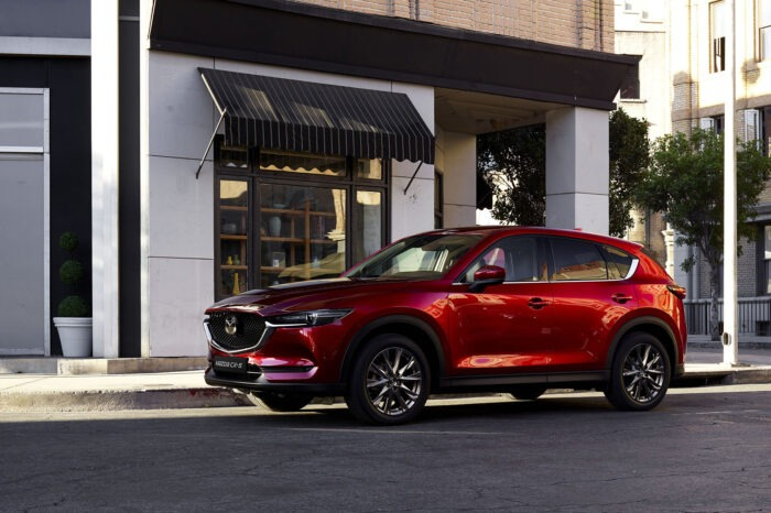 Mazda CX5 or similar