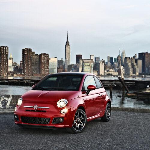 Fiat 500 el. lignende